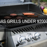 Best Gas Grills Under $2000 for 2021