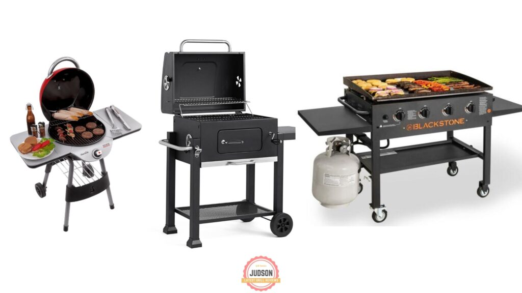 How to Choose the Best Grill For You