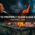 How to Properly Clean a Gas Grill